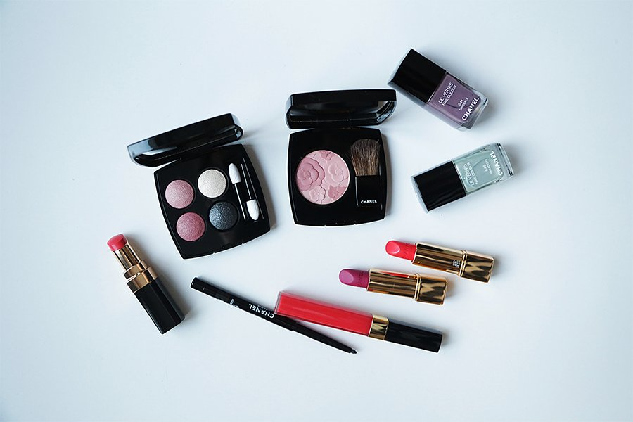 Chanel - Spring 2015 Makeup Collection - Group