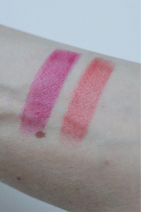 Chanel - Spring 2015 Makeup Collection - Lipsticks swatch