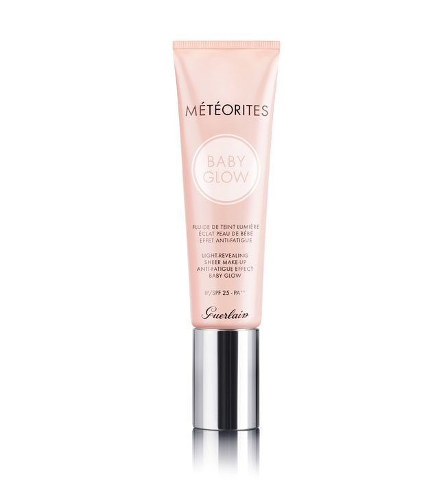 Guerlain Makeup SS2015 - Les Tendres -Meteorites Bbaby Glow Foundation - Blanc 02 Vertical