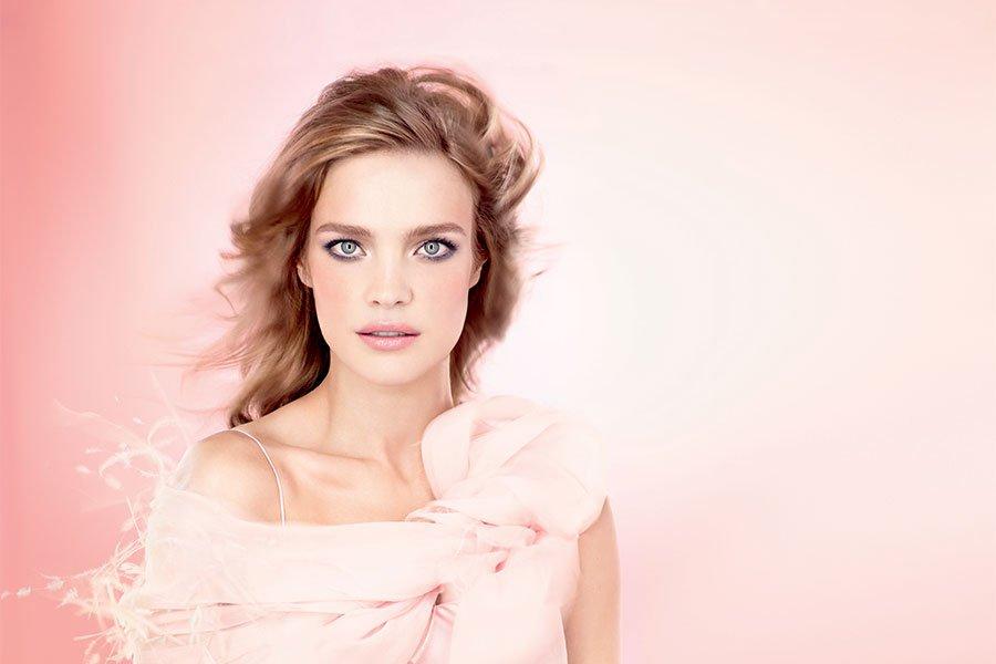 Guerlain Makeup SS2015 - Les Tendres - Vodyanova