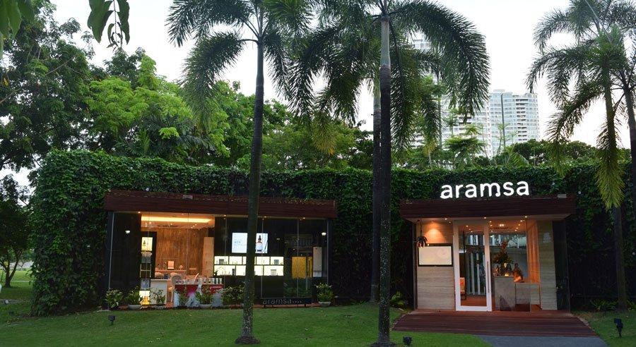 Singapore Beauty Guide - 14. aramsa outside