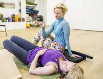 Гимнастика для лица. Личный опыт антигравитационной йоги