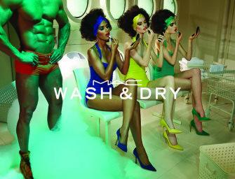 Новинки недели: коллекция MAC Wash&Dry и разглаживающая волосы линия Moroccanoil