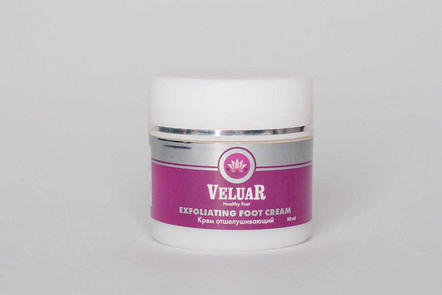 veluar-exfoliating-foot-cream
