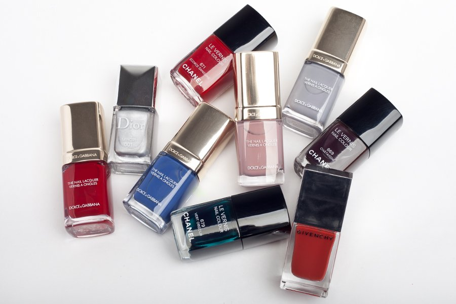 All nail polishes fall