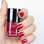 Chanel # 671 Écorce Sanguine - в 1 слой