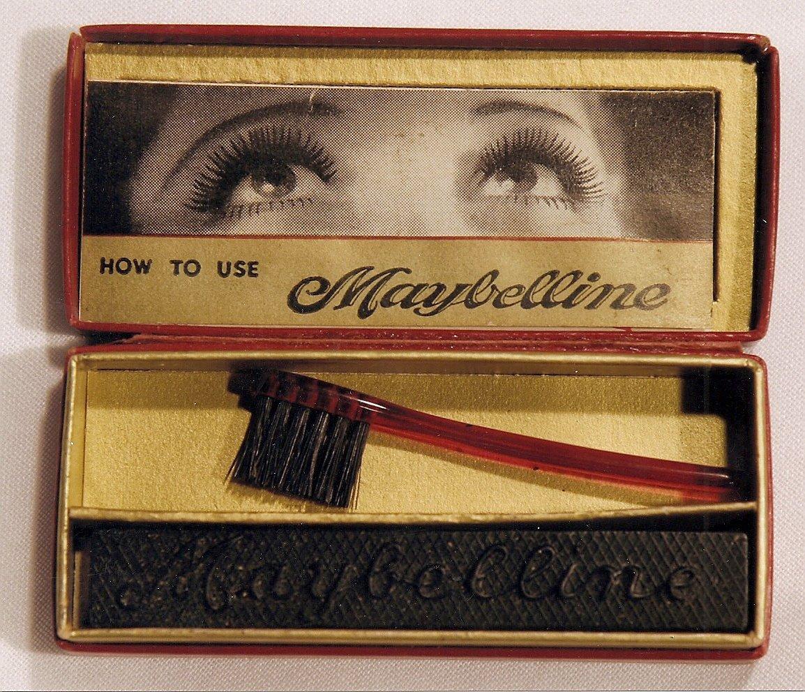 maybelline Vintage Box
