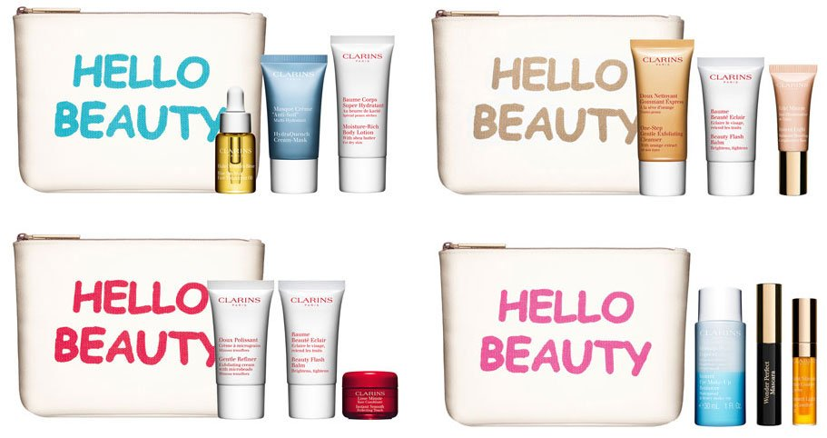 Clarins-Gifts