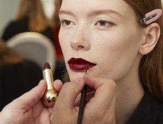 Dior Pre-Fall 2016: макияж с показа