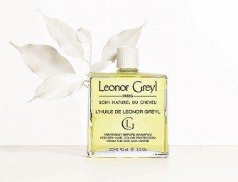 К Новому году: набор средств Leonor Greyl