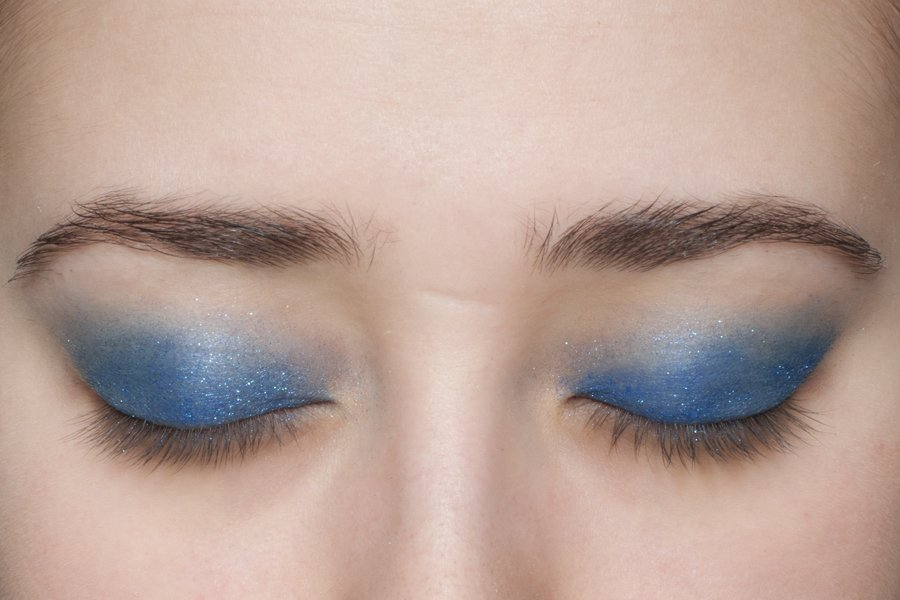 chanel illusion dombre 122 ocean light swatch
