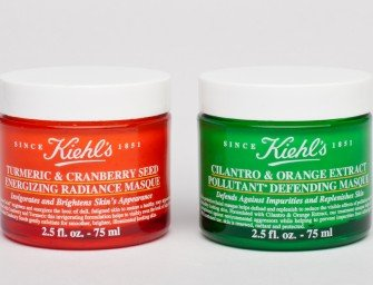 Новые маски Kiehl's: коллективный тест-драйв