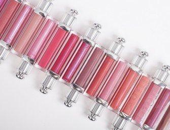 Блески Dior Addict Ultra Gloss: тест-драйв и свотчи