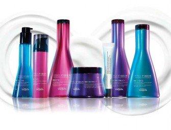 Как вылечить волосы? Pro Fiber L'oreal Professionnel. Тест-драйв