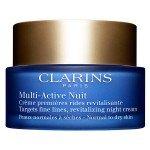Впечатления от использования дневного крема Clarins Multi-Active