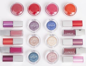 Коллекция макияжа Clinique Pop Artistry: тест-драйв и свотчи