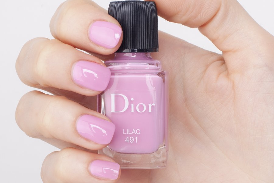 dior lilac 491 swatch