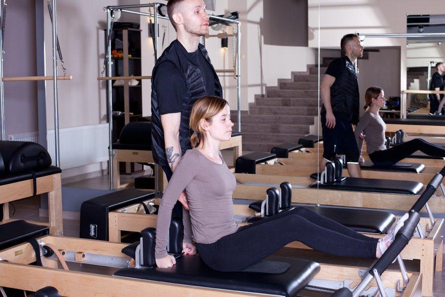 Топ-60 эффективных упражнений из пилатеса с ФОТО