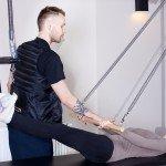 пилатес упражнения
