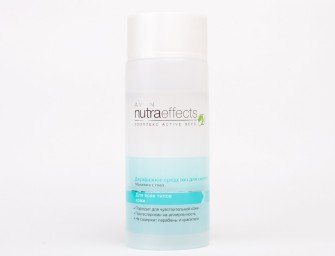 Бюджетно: двухфазное средство для снятия макияжа с глаз Nutra Effects, Avon
