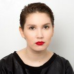 Color Elixir, Maybelline New York - 505 Signature Scarlet face2