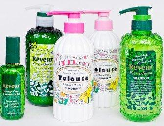 Японские линейки ухода для волос Reveur и Voloute: тест-драйв