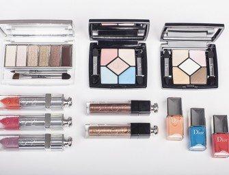 Летняя коллекция Dior Milky Dots Makeup Collection: обзор и свотчи