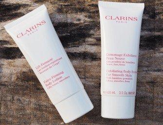 Обзор Beauty Insider Magic Box #5: крем Lift Fermete и гоммаж Peau Neuve для тела, Clarins