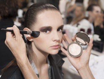 Dior Cruise 2017: макияж с показа и первые кадры осенней коллекции макияжа
