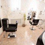 парикмахерский зал салон квартира