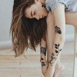 Sasha-Unisex-tattoos-Estee-Lauder-Lookbook-10