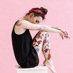 Sasha-Unisex-tattoos-Estee-Lauder-Lookbook-4