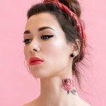 Sasha-Unisex-tattoos-Estee-Lauder-Lookbook-6