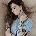 Sasha-Unisex-tattoos-Estee-Lauder-Lookbook-8