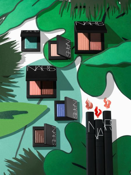 Копия NARS Summer 2016 Color Collection Stylized Group Image (without exclusive FSS and Ecom Lip Cover) - jpeg