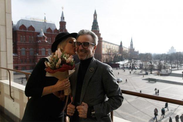 Оливье Эшодмезон в Москве