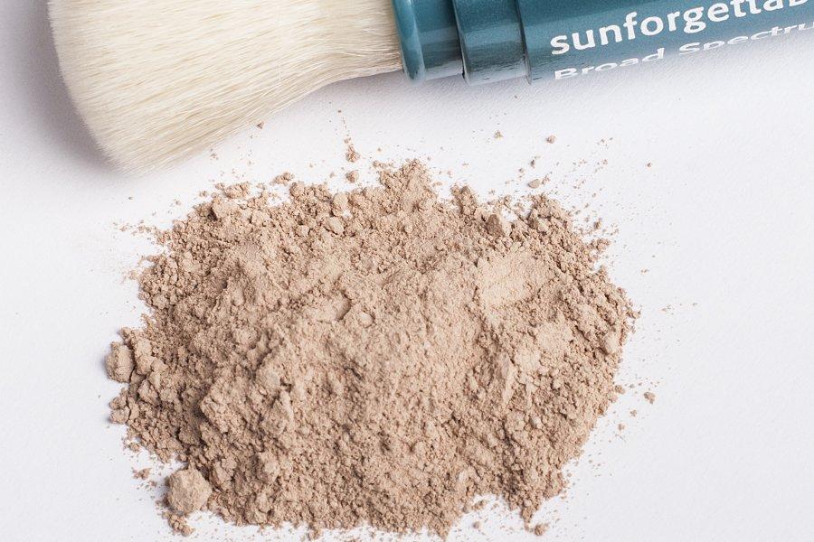 минеральная солнцезащитная косметика