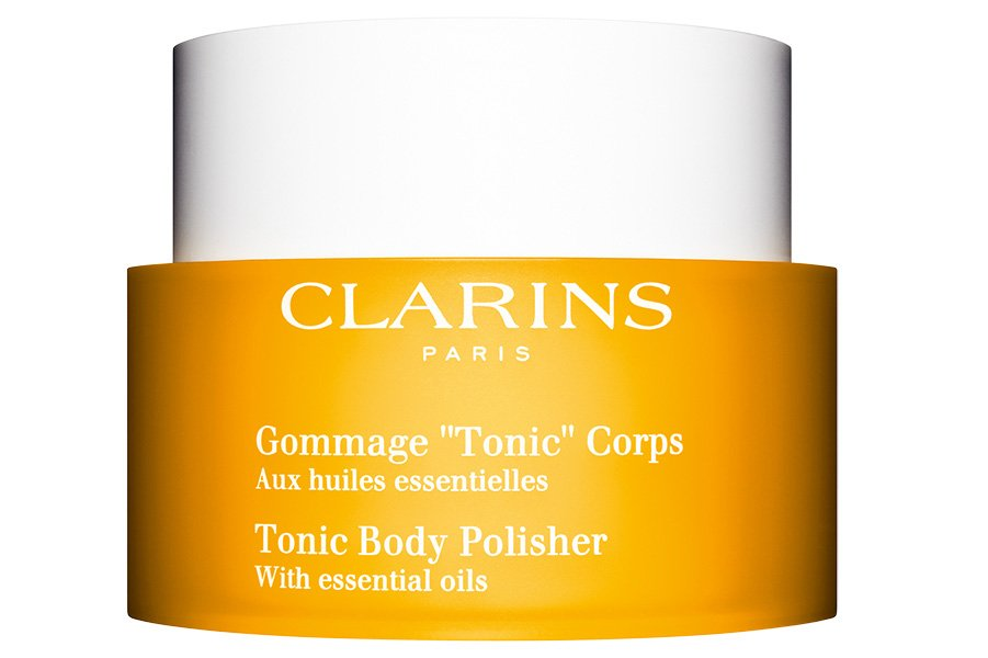 Скраб для тела Tonic Body Polisher, Clarins