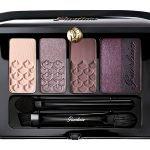 палетка теней 5-Colors Eyeshadow Palette Guerlain_01-Rose_Barbare