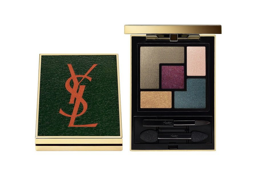 тени для век YSL_Couture Palette Collector