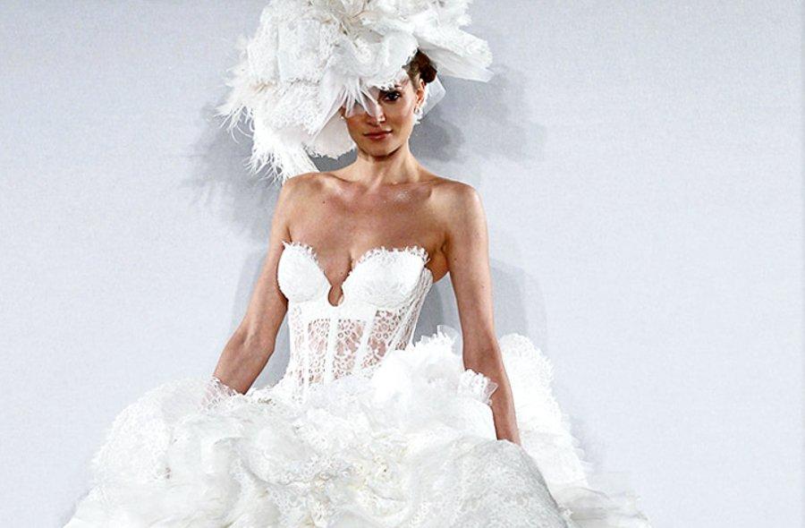 worst wedding dresses - 550×361