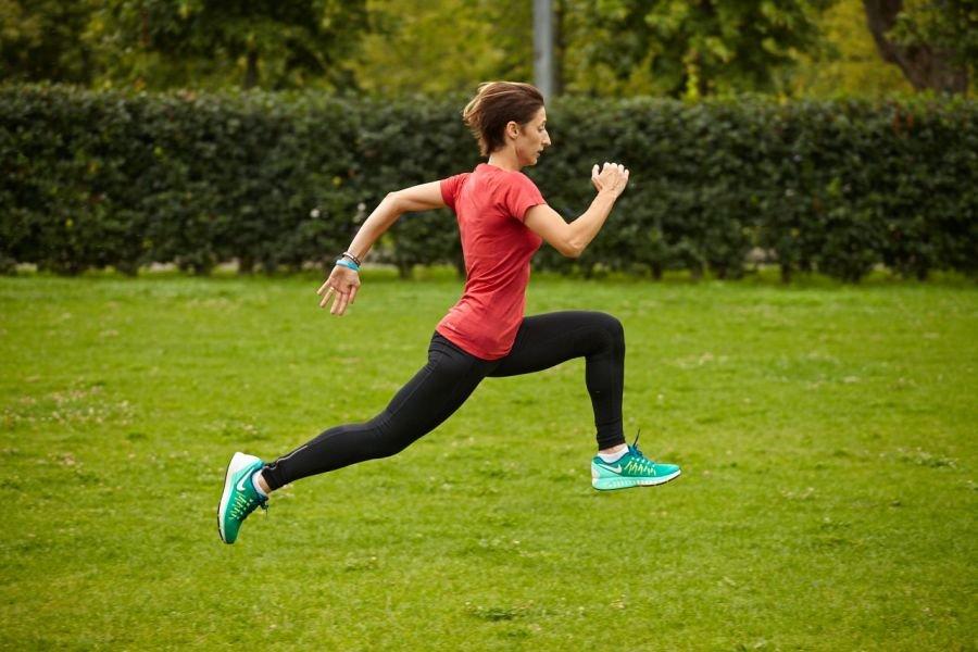 Специальные беговые упражнения: комплекс и техника