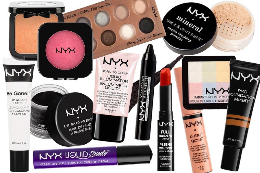 Что купить в косметике nyx косметика для глаз эйвон