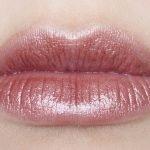 clarins joli rouge brillant 06 fig swatch