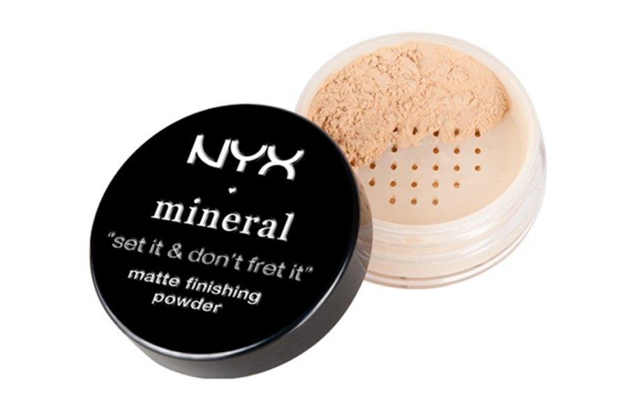 Рассыпчатая пудра Mineral «Set It & Don't Fret It» Matte Finishing Powder