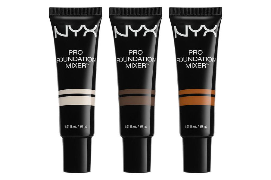 Пигмент для создания тональной основы Pro Foundation Mixers