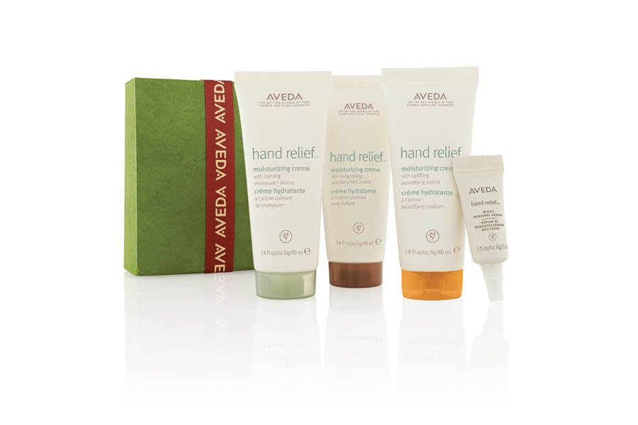 Holiday Trio Hand Relief Gift Set