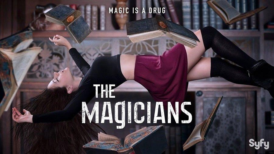 сериал волшебники