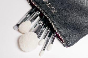 zoeva, brushes, кисти, зоева, кисти для макияжа, синтетические кисти, косметичка, luxe set