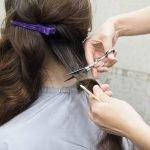 стрижка волос на парик